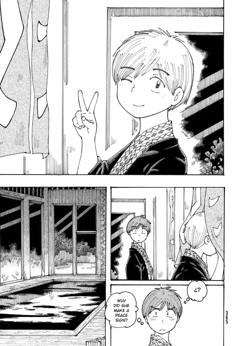 Ookumo-Chan Flashback Chapter 29: Even Though They Were In High School...!! My Parents...!! page 3 - Mangakakalots.com