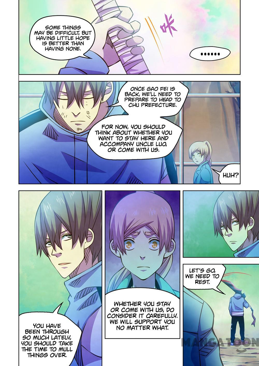 Moshi Fanren Chapter 245 page 7 - Mangakakalots.com