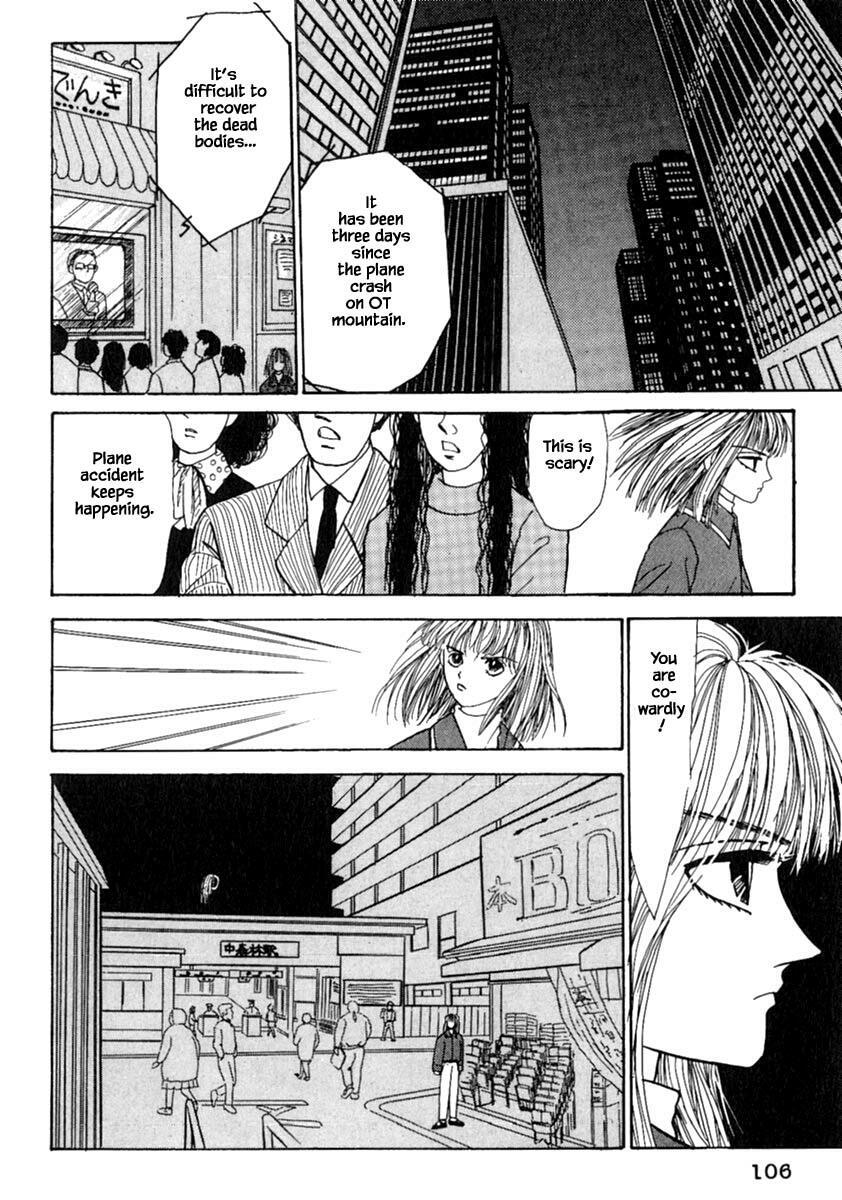 Shi To Kanojo To Boku Chapter 11.2 page 11 - Mangakakalots.com