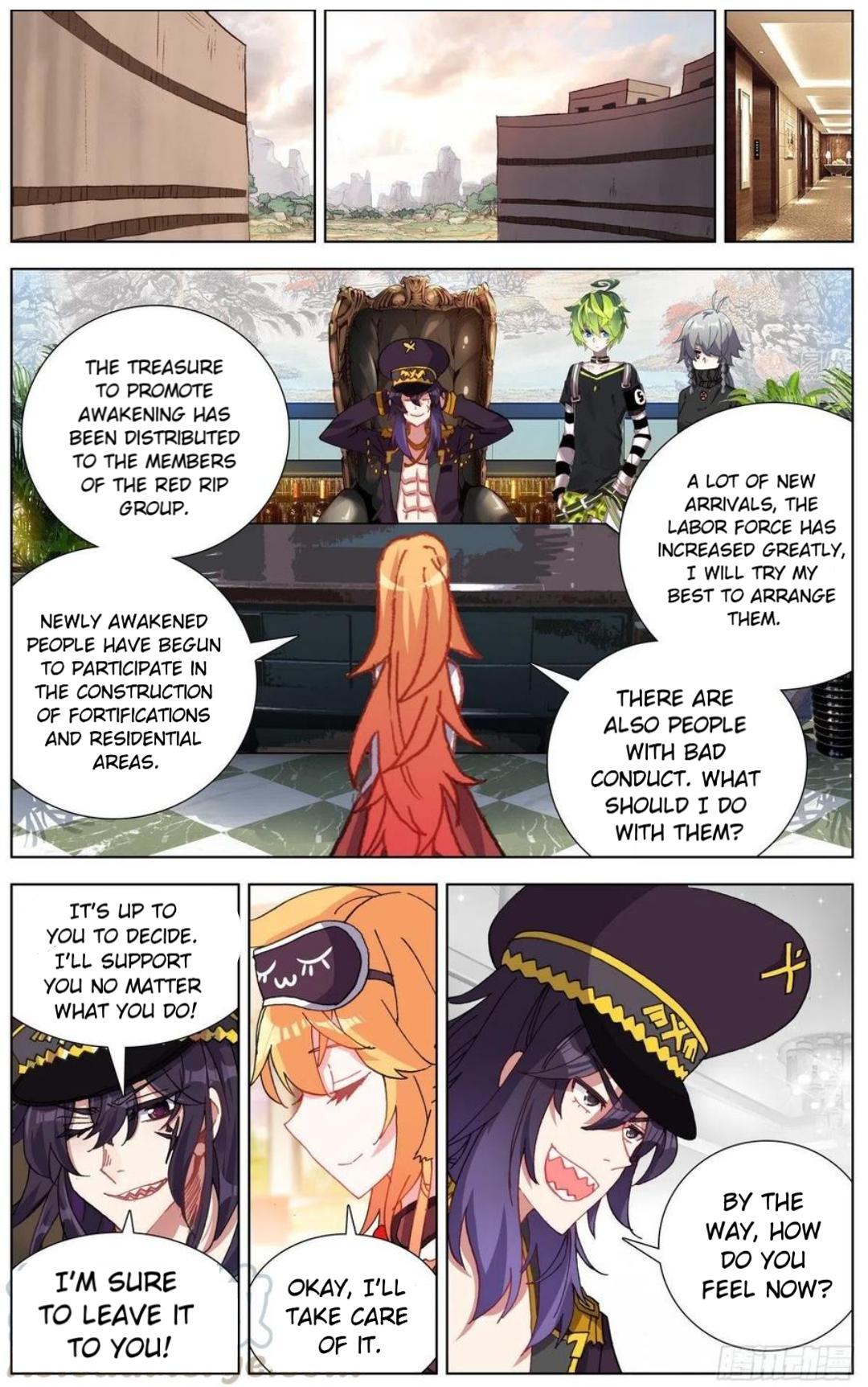 Another Emperor Reborn Chapter 162 page 9 - Mangakakalots.com