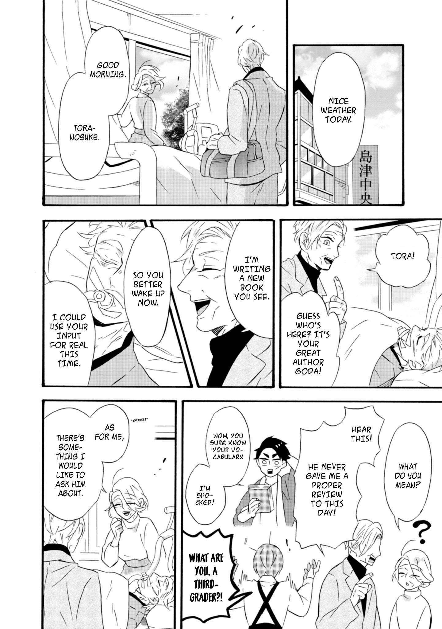 Will You Marry Me Again If You Are Reborn? Vol.4 Chapter 19: A Dream Gone Halfway page 7 - Mangakakalots.com