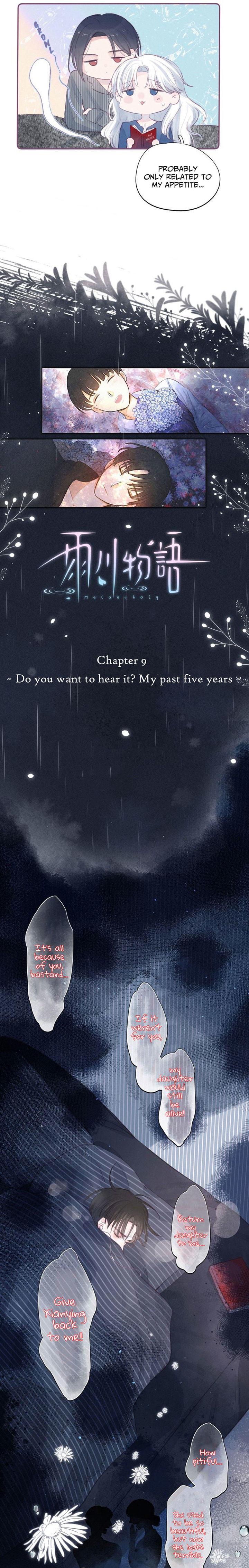 Hydrangea Melancholy Chapter 9 page 4 - Mangakakalots.com
