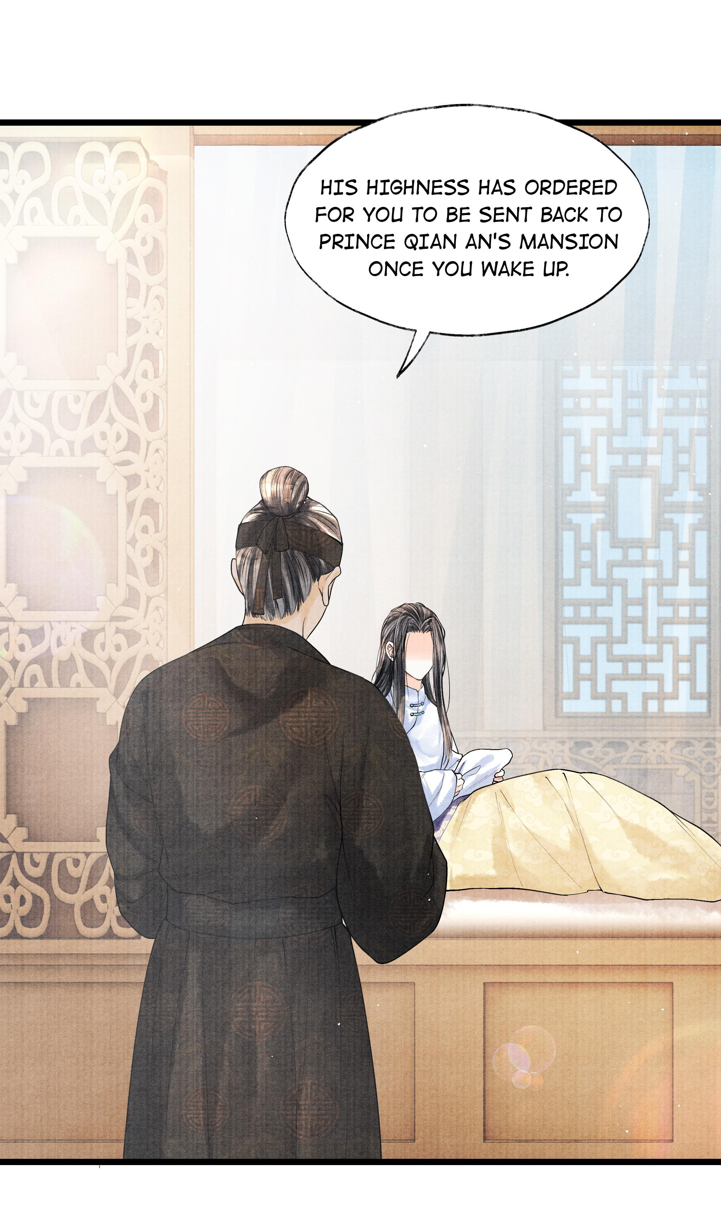 Those Years In Quest Of Honour Mine Chapter 38: Isn't He Going To Give Me An Explanation? page 29 - Mangakakalots.com