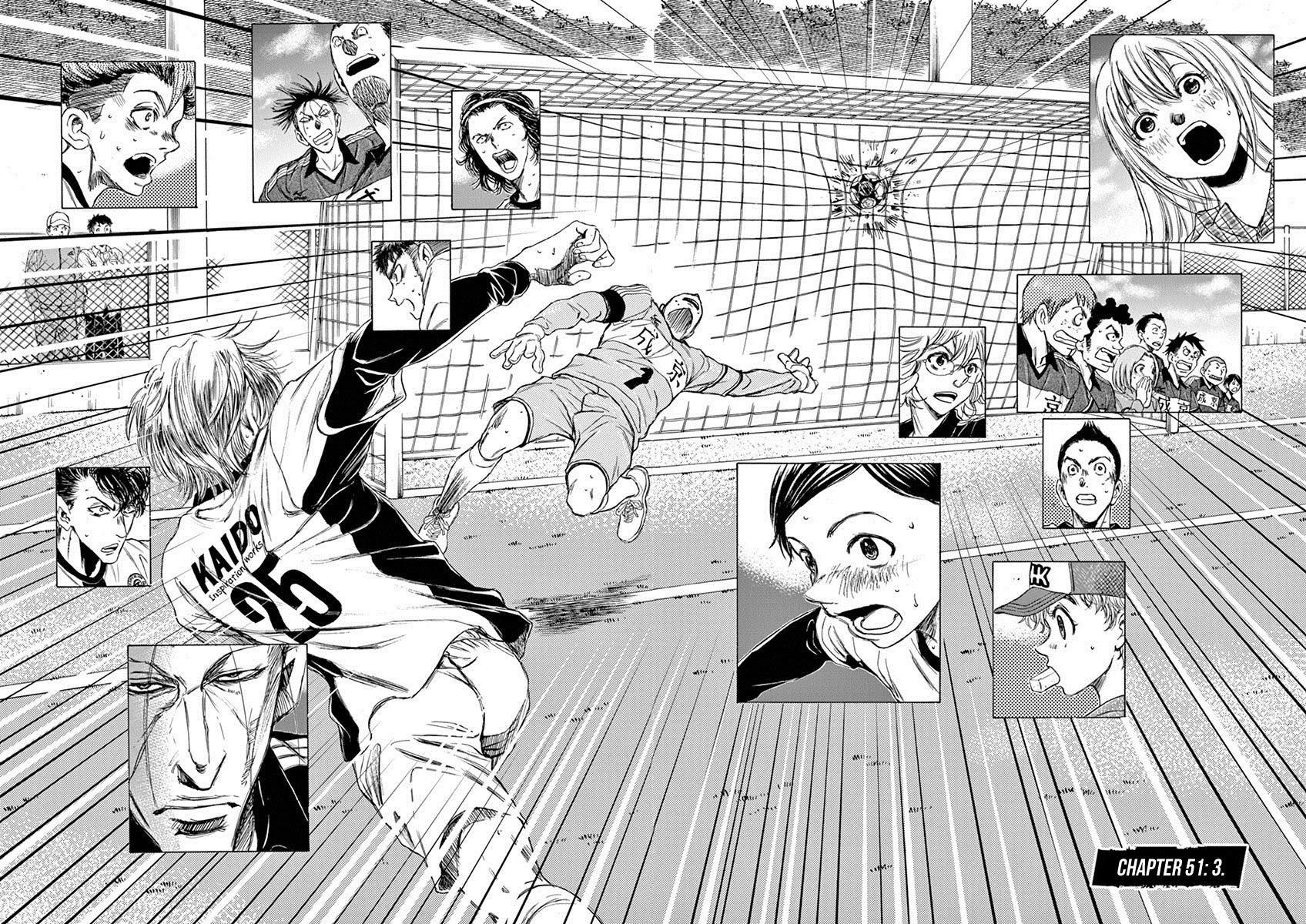 Ao Ashi Chapter 51: 3 page 7 - Mangakakalots.com