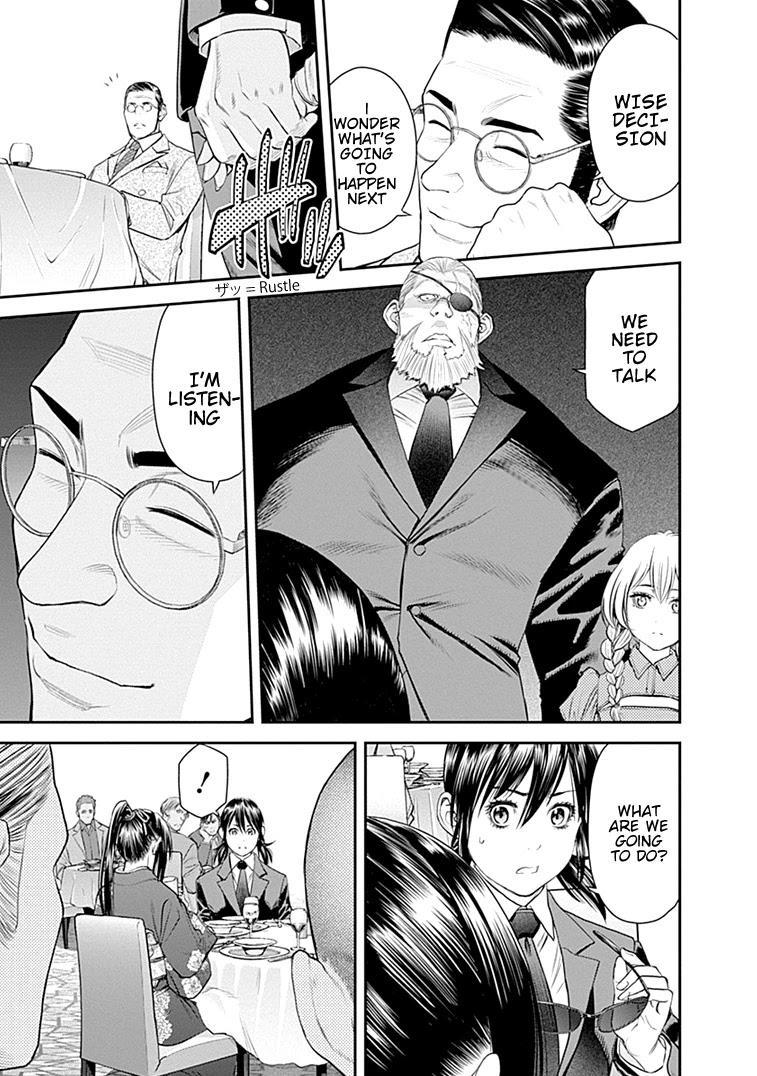 Ex-Arm Chapter 37: Monster's Jail page 27 - Mangakakalots.com