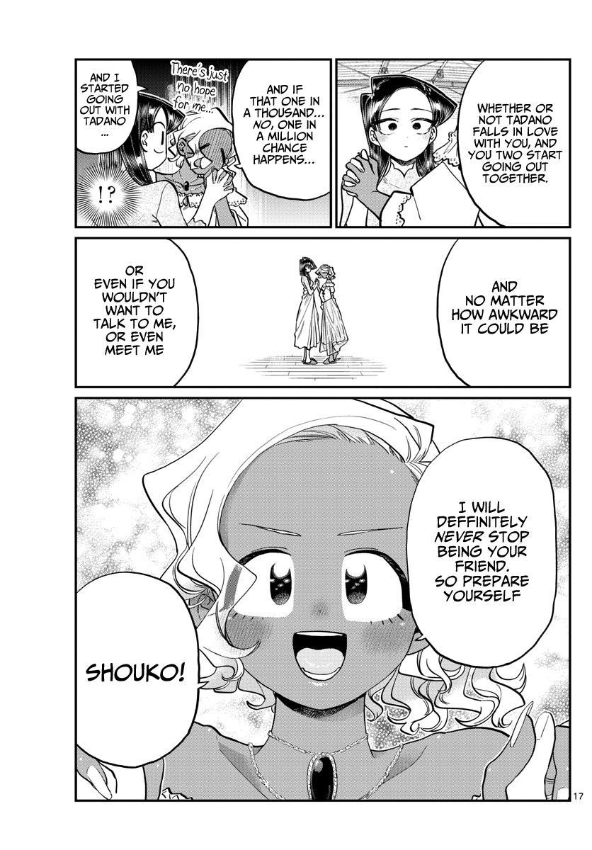 Komi-San Wa Komyushou Desu Chapter 234: The Afterparty page 17 - Mangakakalot
