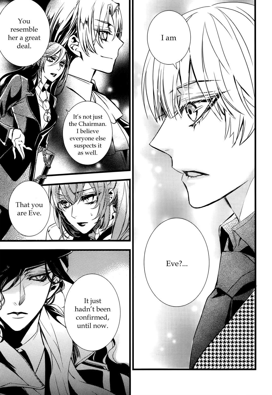 Vampire Library Chapter 37 page 26 - Mangakakalots.com