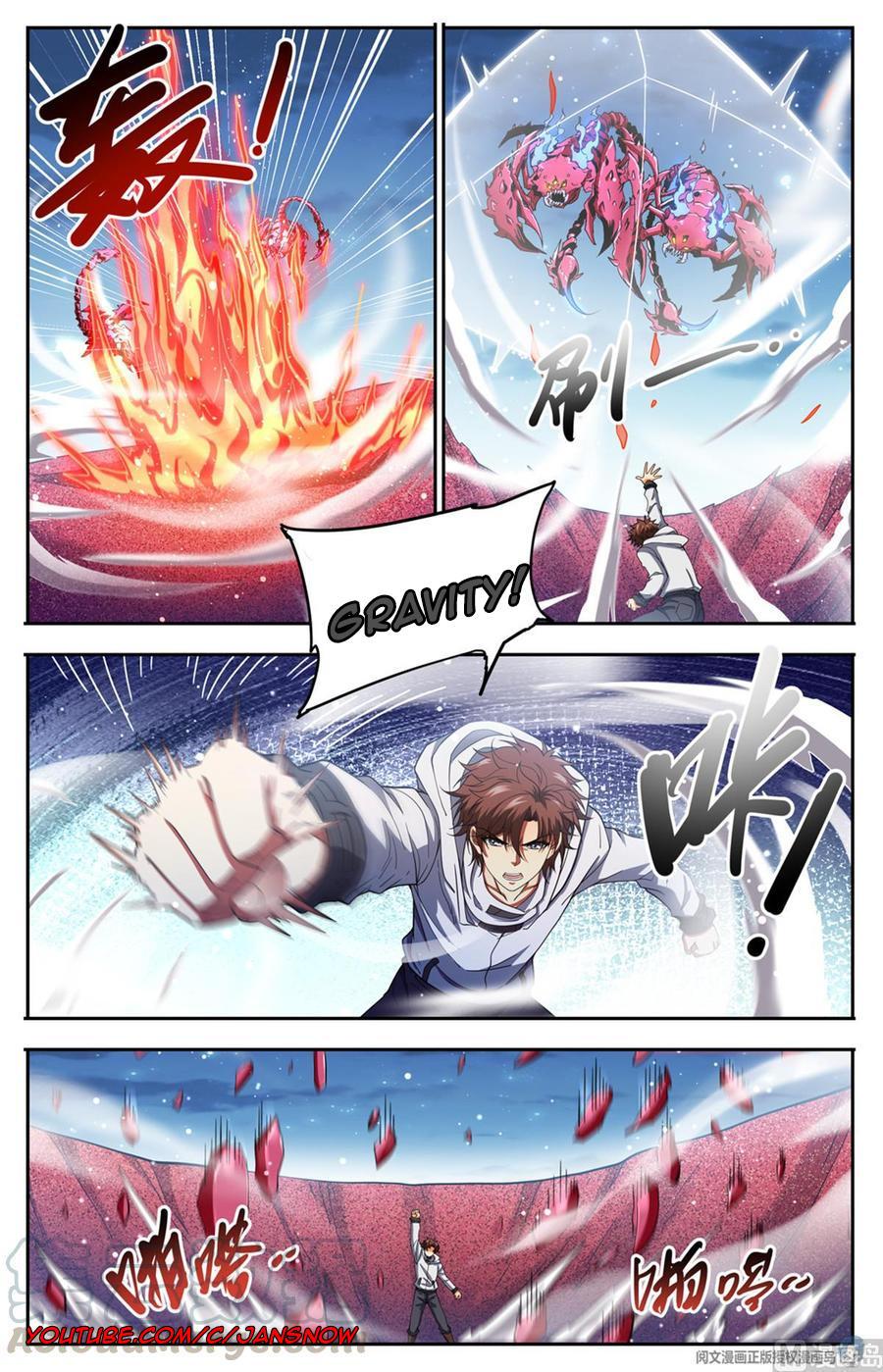 Versatile Mage Chapter 658 page 6 - Mangakakalots.com