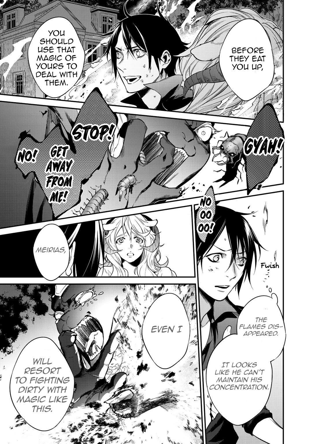Reborn As A Barrier Master Chapter 21 page 15 - Mangakakalots.com