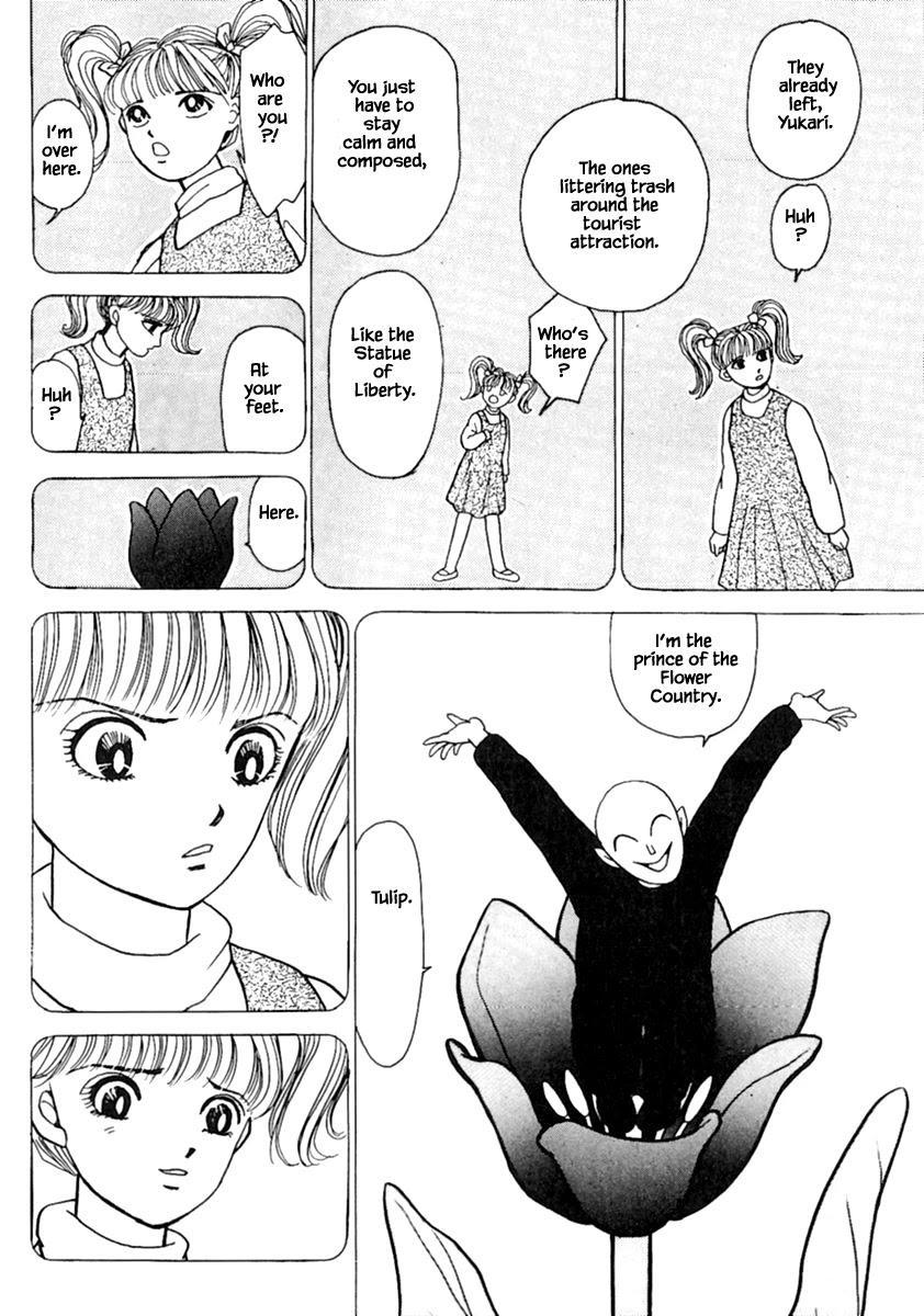 Shi To Kanojo To Boku Chapter 13.1 page 16 - Mangakakalots.com