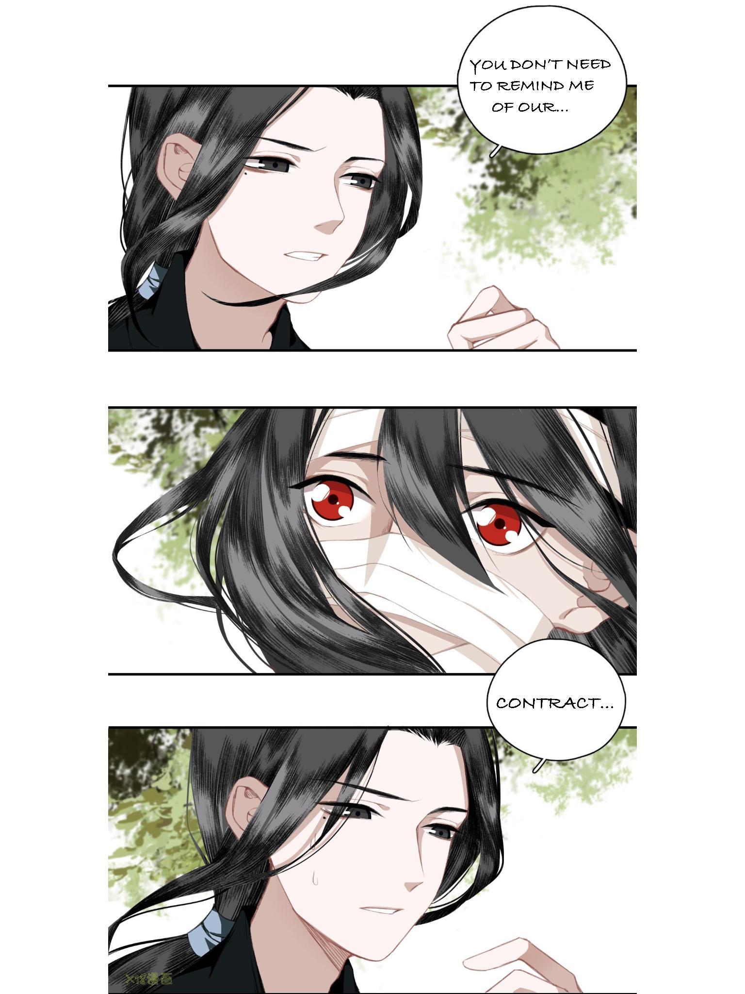 I Accidentally Saved The Jianghu'S Enemy Chapter 8.2 page 9 - Mangakakalots.com