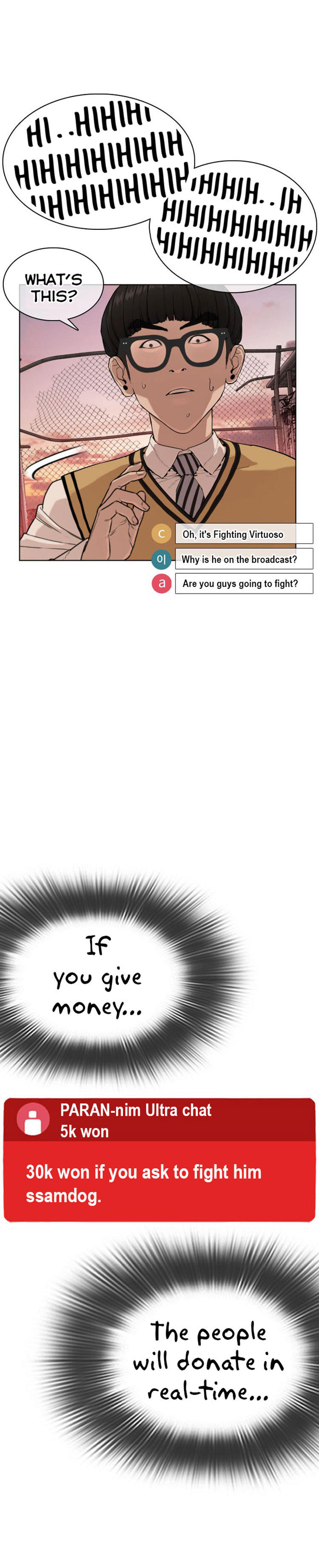 How To Fight Chapter 30: Pretend To Be Scared And Hit. page 53 - Mangakakalots.com