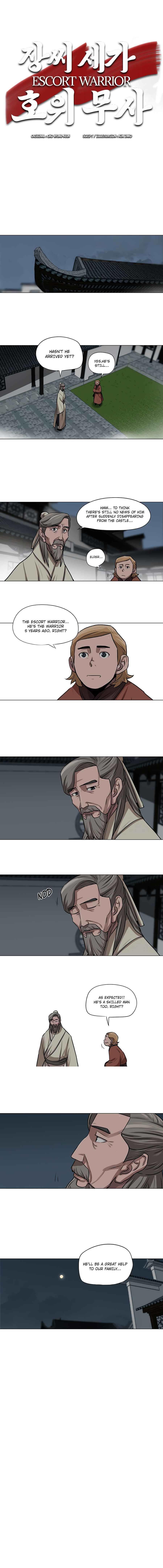 Escort Warrior Chapter 24 page 2 - Mangakakalots.com
