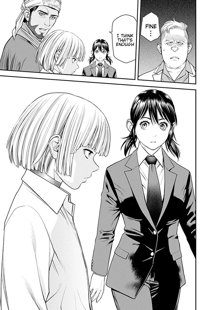 Ex-Arm Chapter 38: Duelist page 10 - Mangakakalots.com