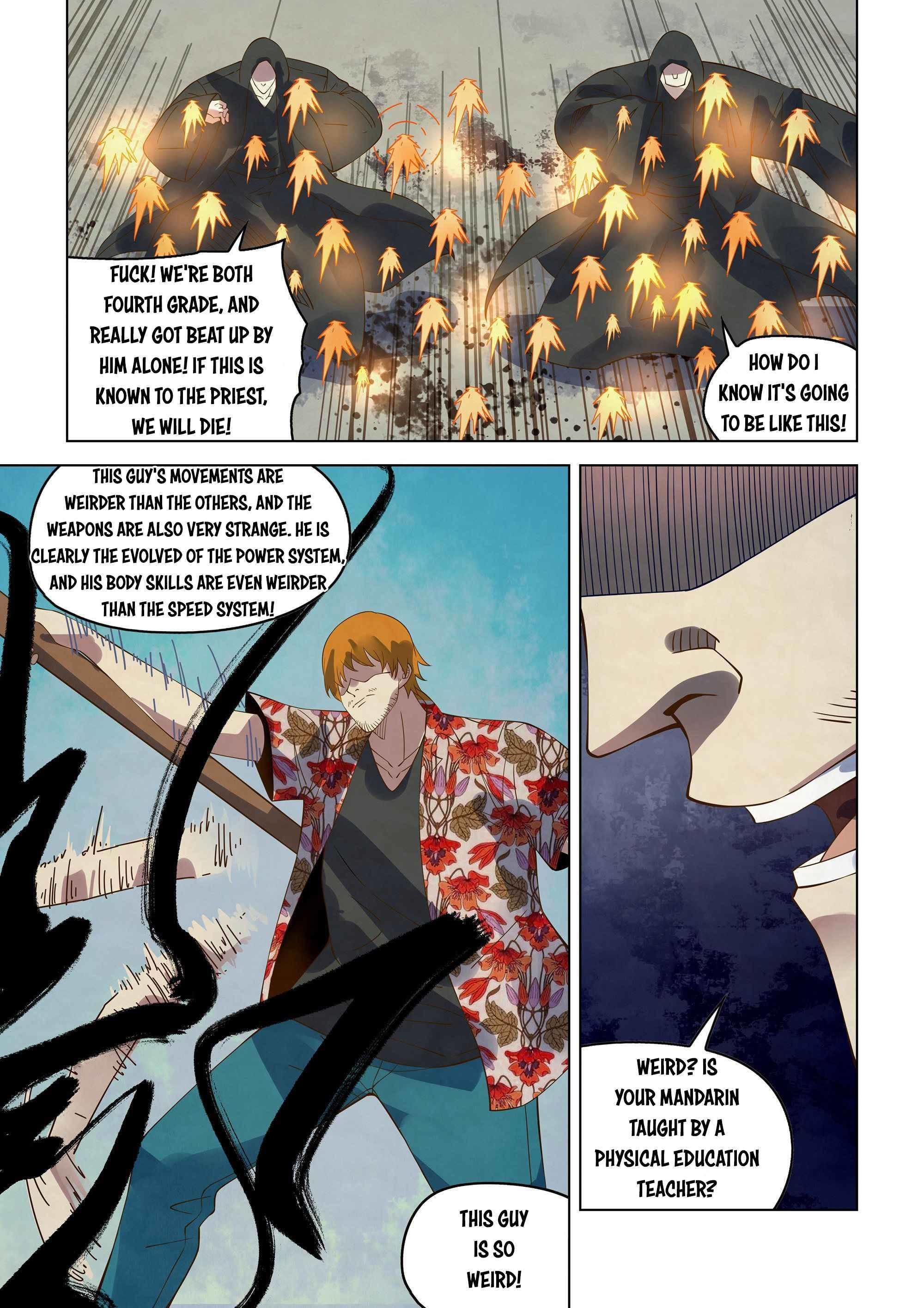 Moshi Fanren Chapter 360 page 10 - Mangakakalots.com