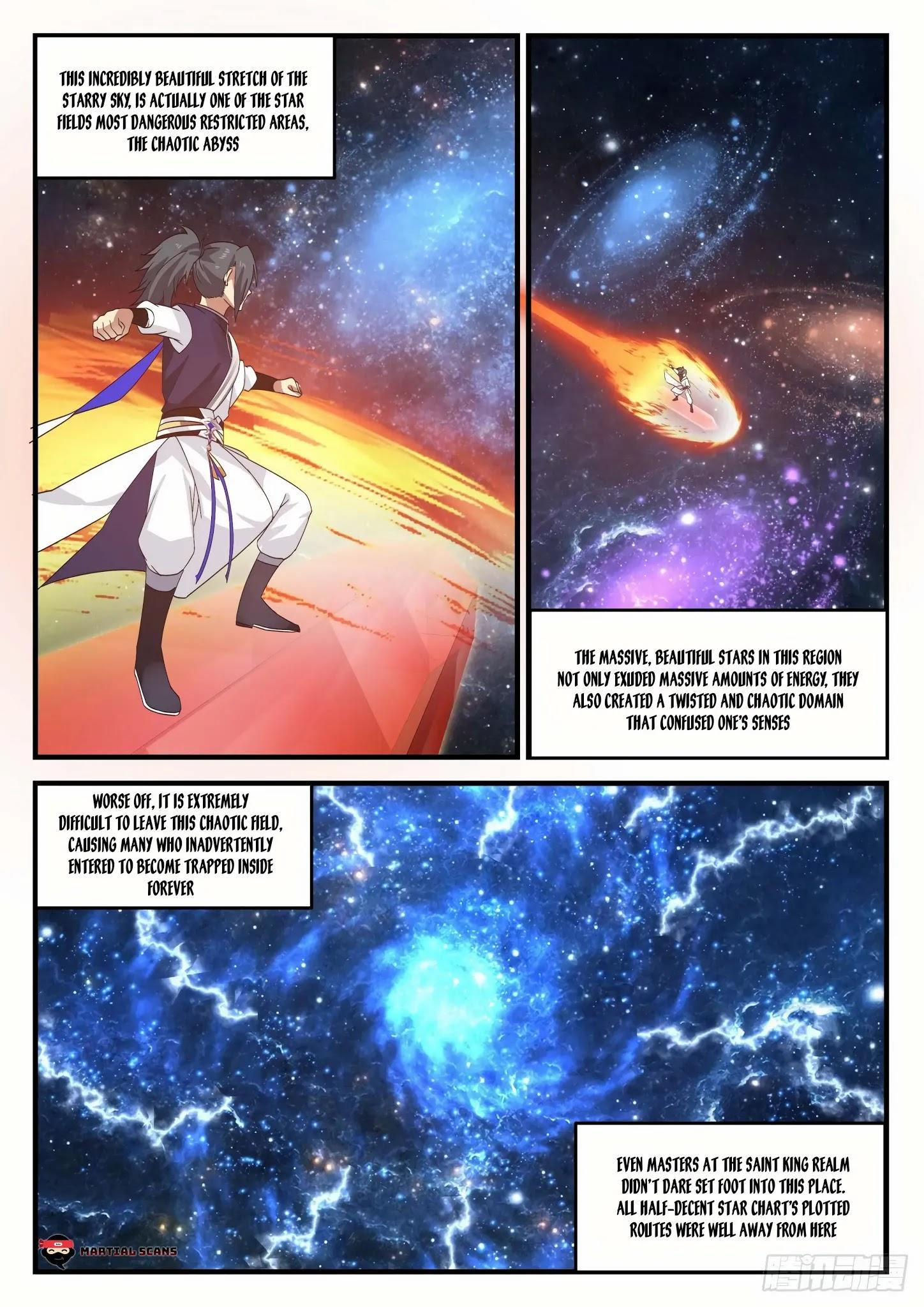 Martial Peak Chapter 845: Chaotic Abyss page 9 - Mangakakalots.com