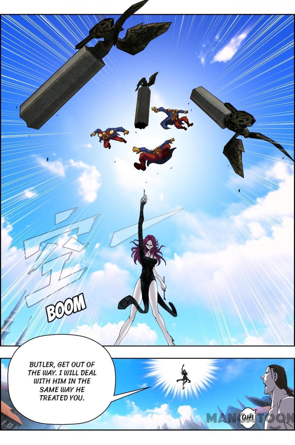 Deception Chapter 89 page 4 - Mangakakalot