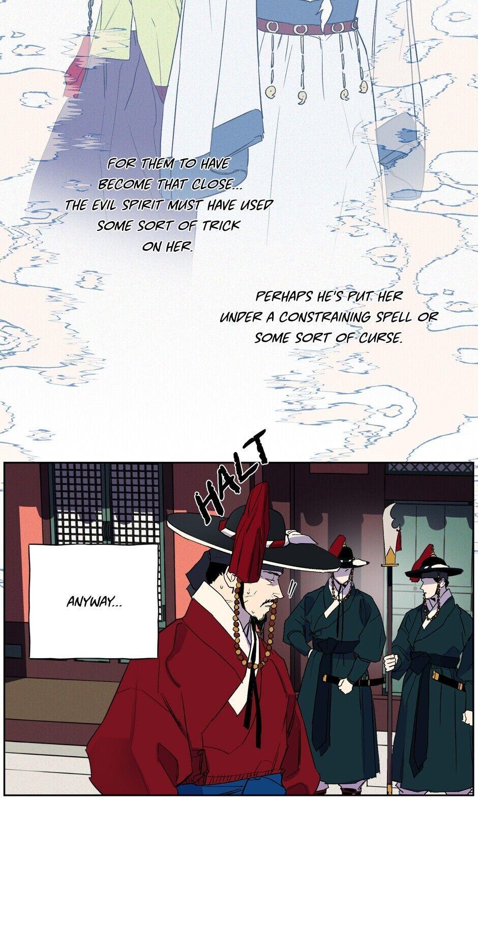 Finally, The Blue Flame Chapter 21 page 31 - Mangakakalots.com