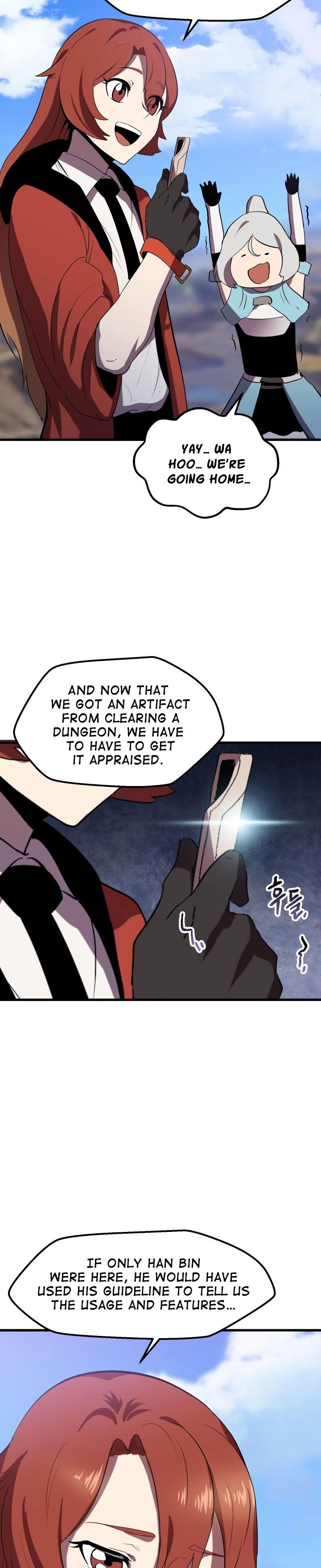 Survival Story Of A Sword King In A Fantasy World Chapter 55 page 12 - Mangakakalots.com