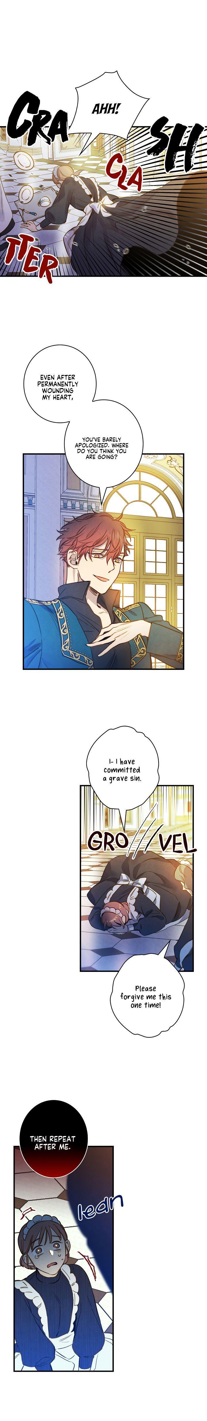 Shadow Queen Chapter 23 page 7 - Mangakakalots.com