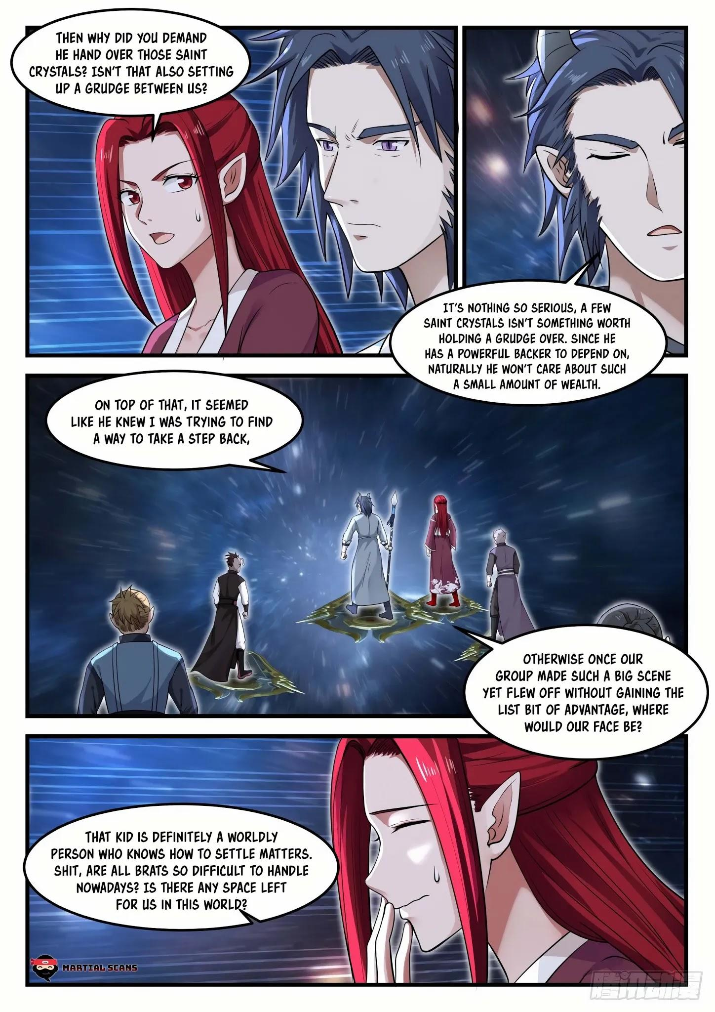 Martial Peak Chapter 969: Can't See The End! page 10 - Mangakakalots.com