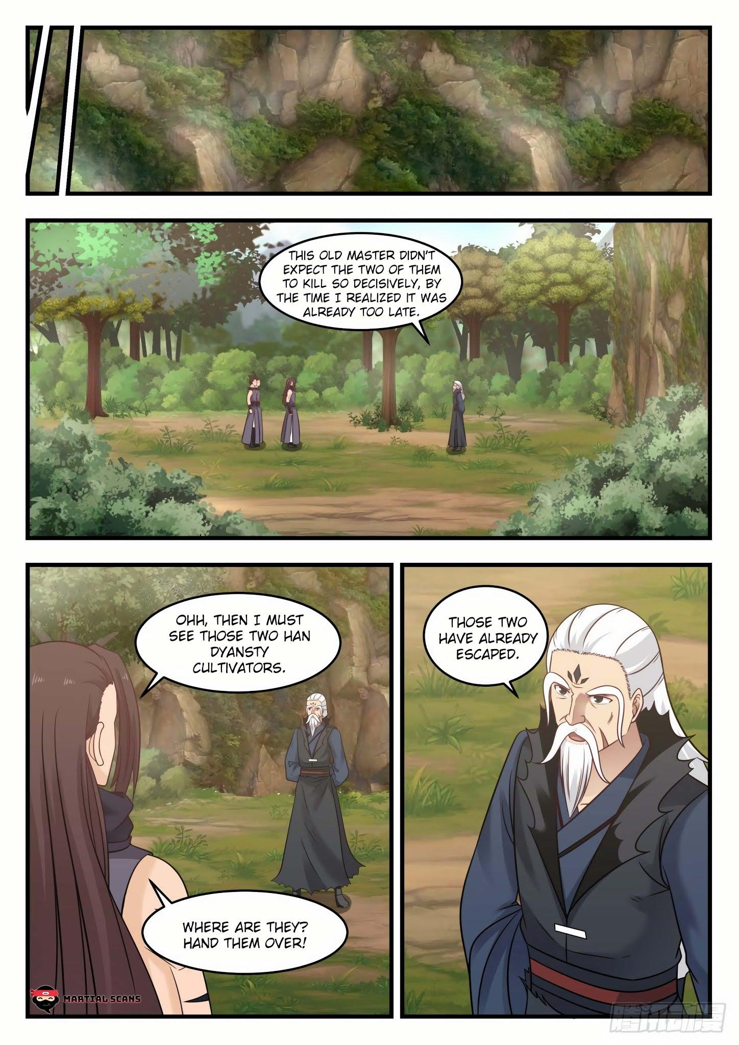 Martial Peak Chapter 583 - Abandoned Earth page 5 - Mangakakalots.com