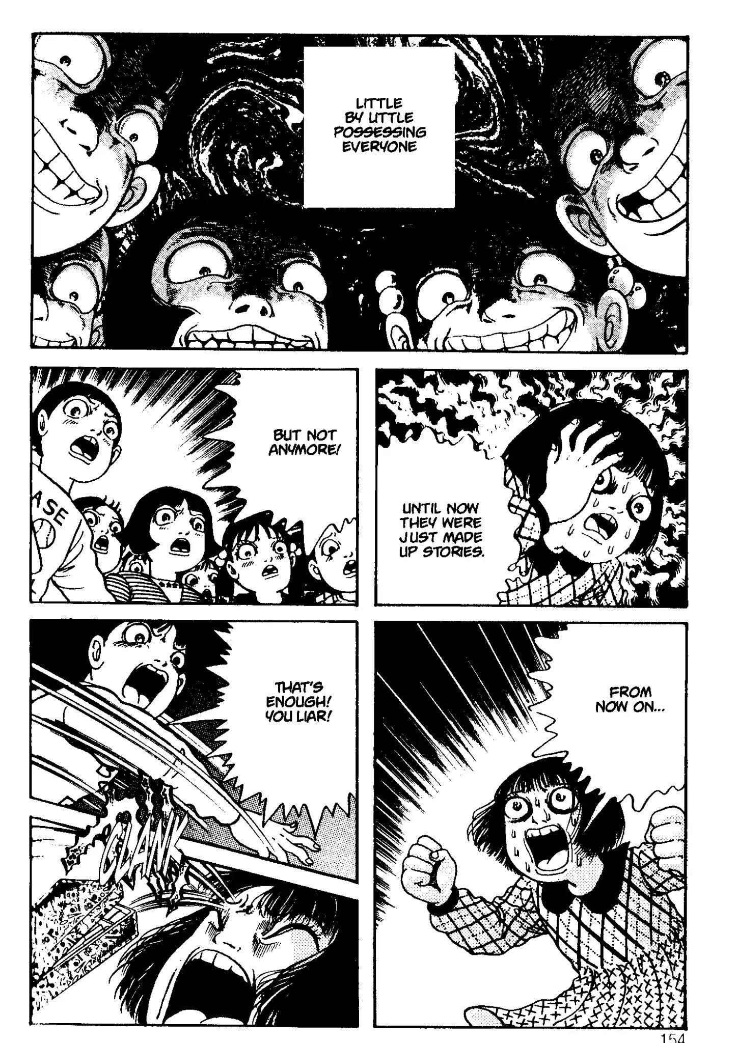 School Zone Vol.1 Chapter 5: Another Reiko-San page 4 - Mangakakalots.com