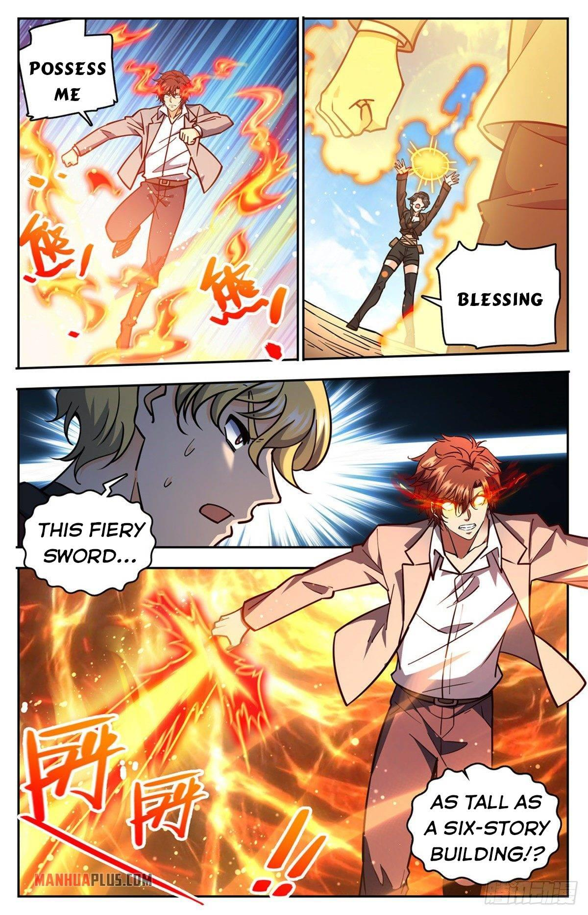 Versatile Mage Chapter 731 page 2 - Mangakakalots.com