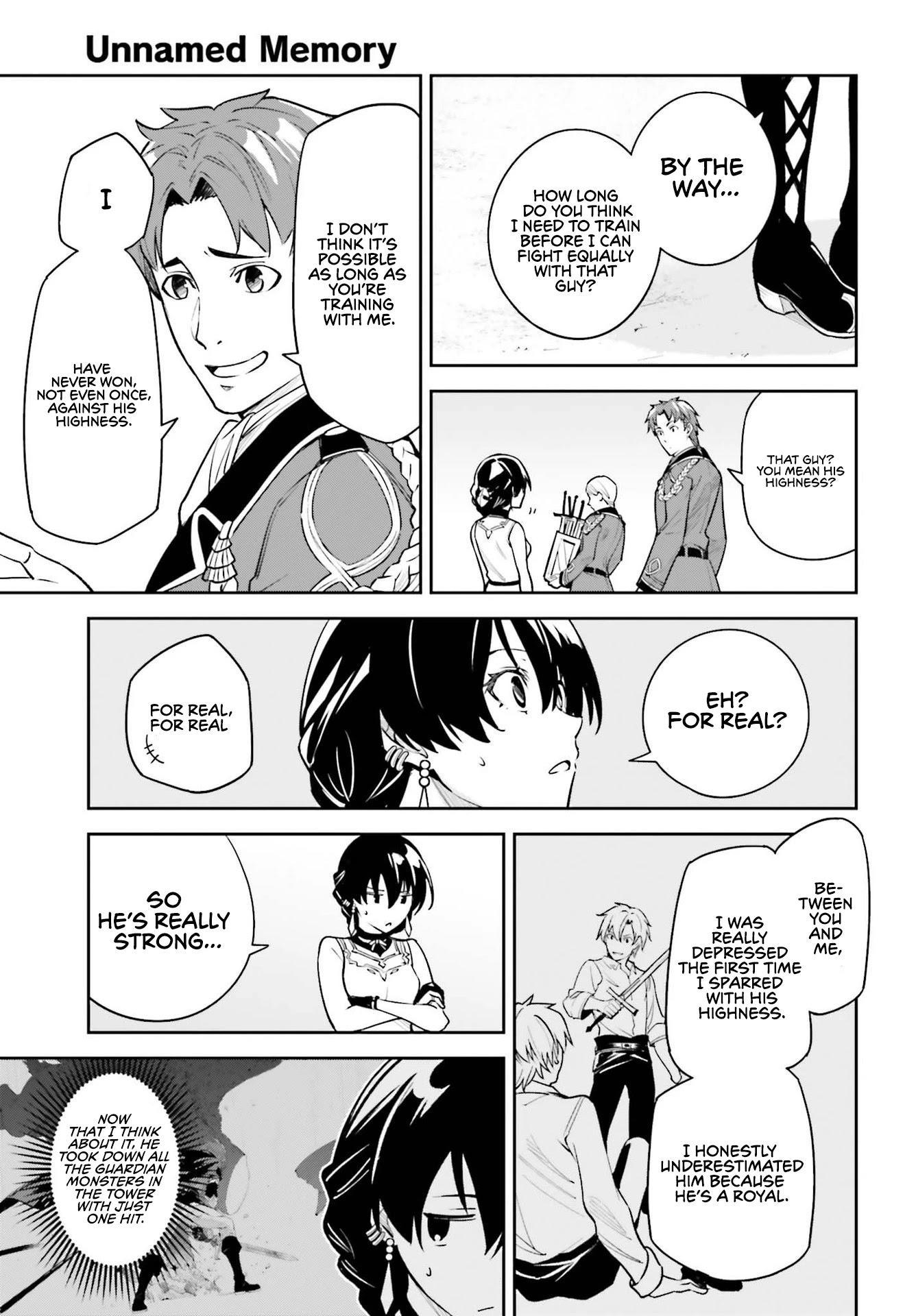 Unnamed Memory Chapter 9 page 5 - Mangakakalots.com