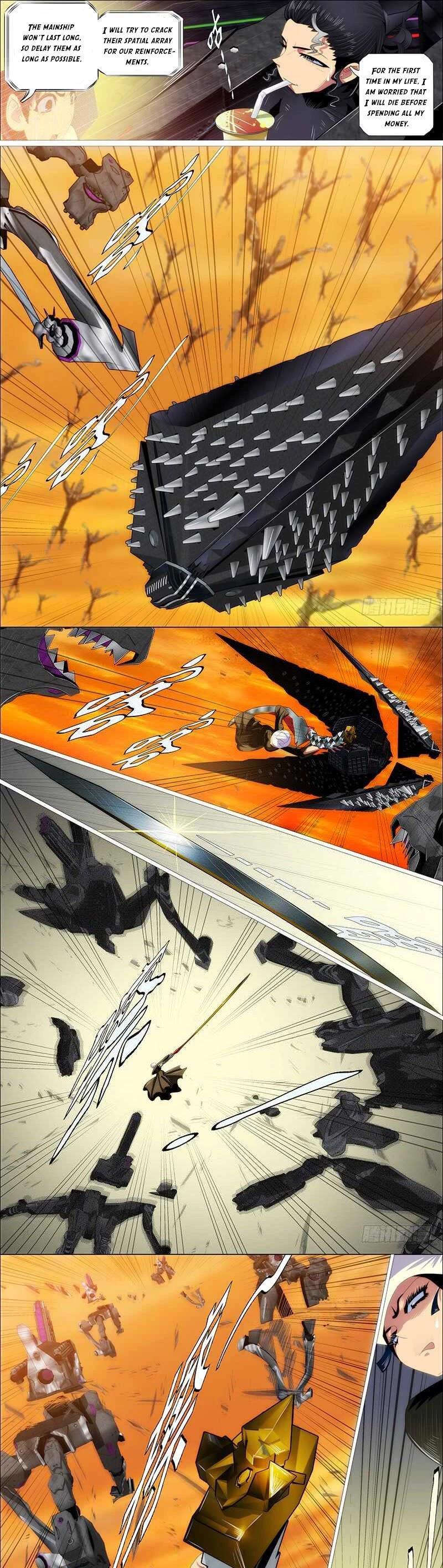 Iron Ladies Chapter 359 page 6 - Mangakakalot