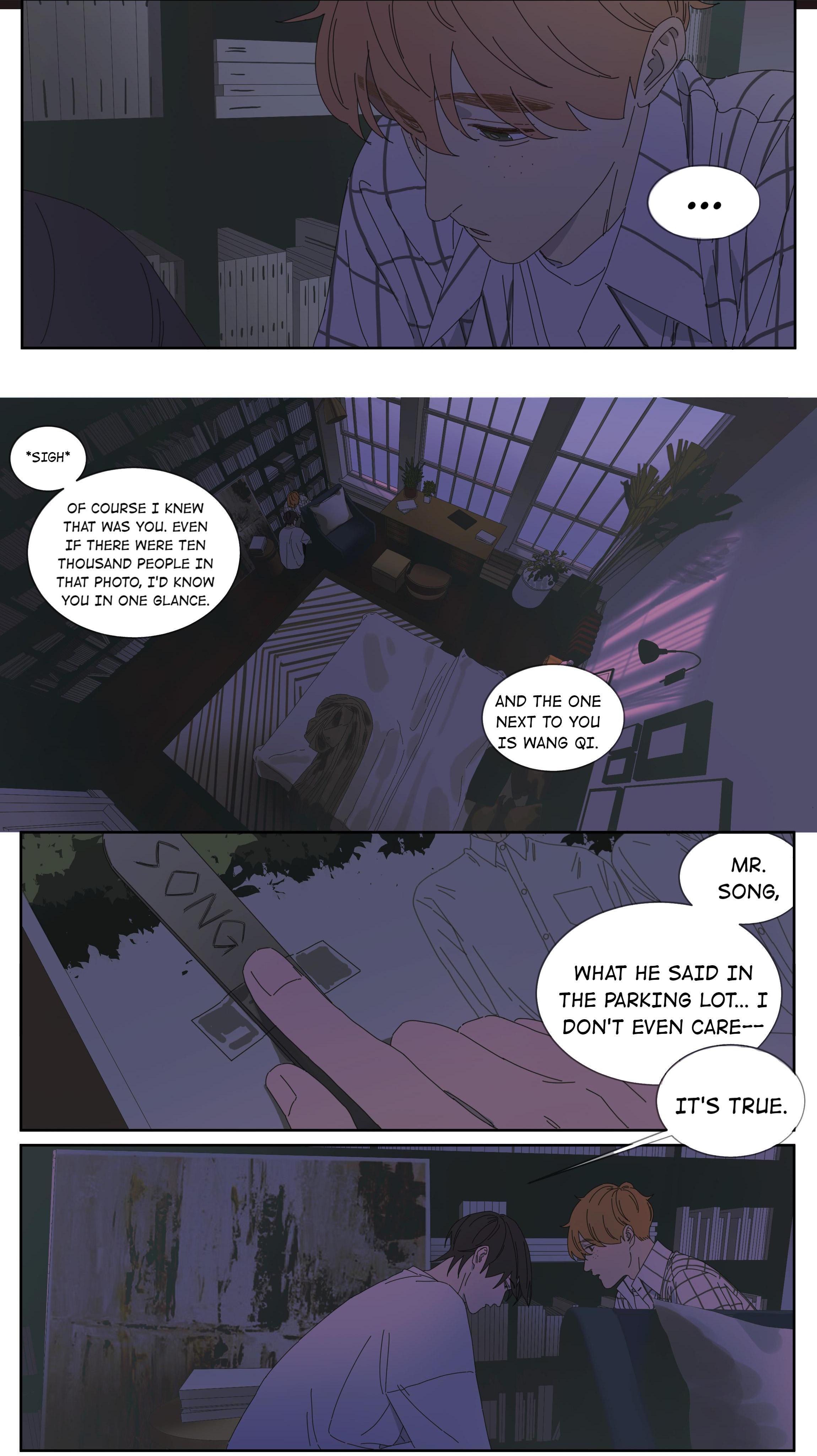Mr. Snail Chapter 25: Do You Like Me, Maybe A Little? page 6 - Mangakakalots.com