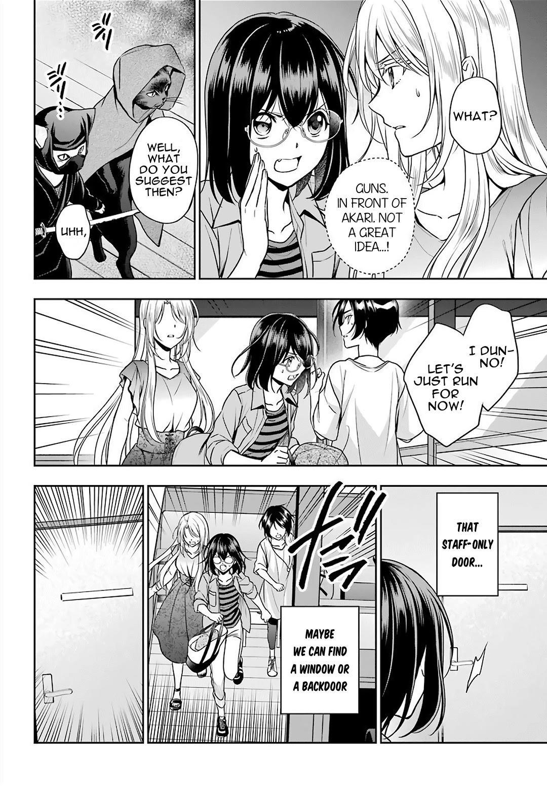 Urasekai Picnic Chapter 40: Attack Of The Ninja Cats Iv page 6 - Mangakakalots.com