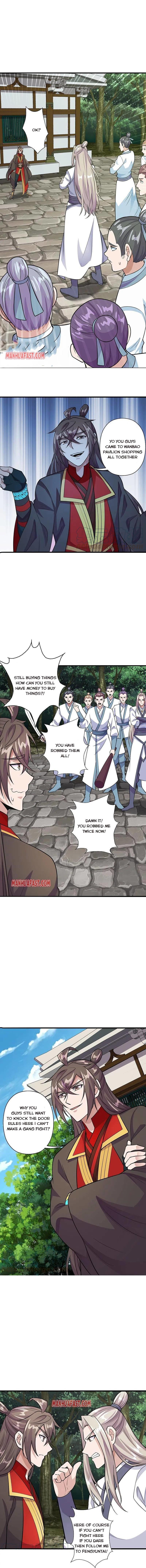 Banished Disciple's Counterattack Chapter 203 page 2 - Mangakakalots.com