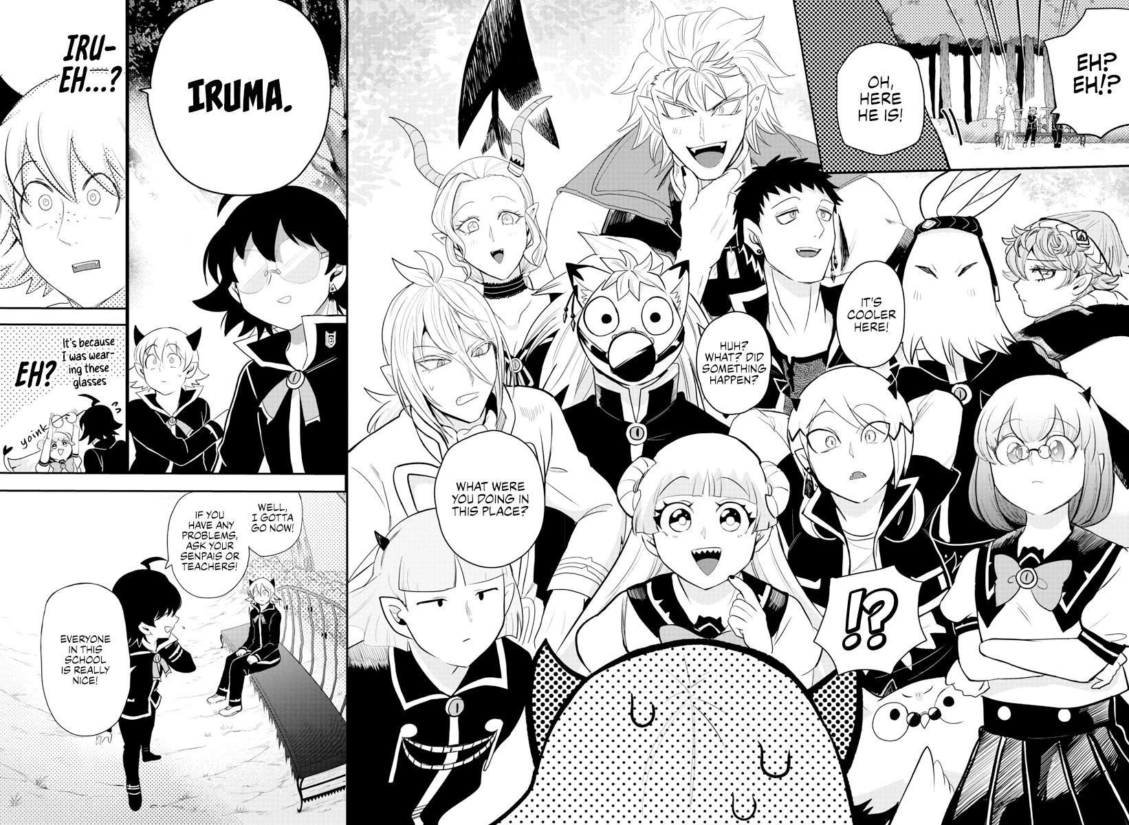 Mairimashita! Iruma-Kun Chapter 214: Welcome To Babyls! page 24 - Mangakakalots.com