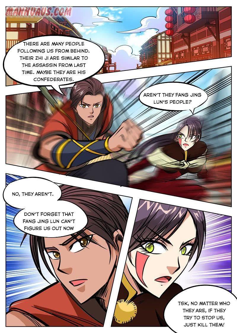Greatest Sword Immortal Chapter 166.1 page 10 - Mangakakalots.com