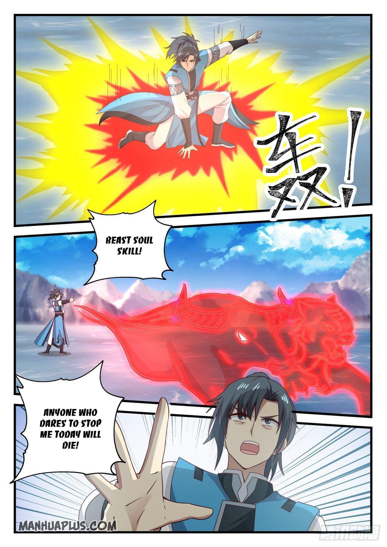 Martial Peak Chapter 693 page 9 - Mangakakalots.com