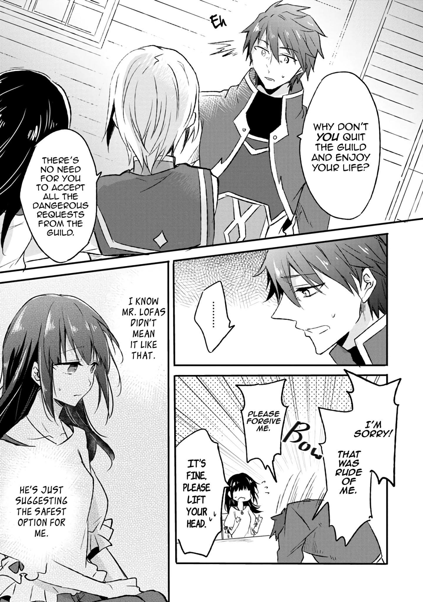 Hazure Potion Ga Shouyu Datta No De Ryouri Suru Koto Ni Shimashita Chapter 5 page 15 - Mangakakalots.com