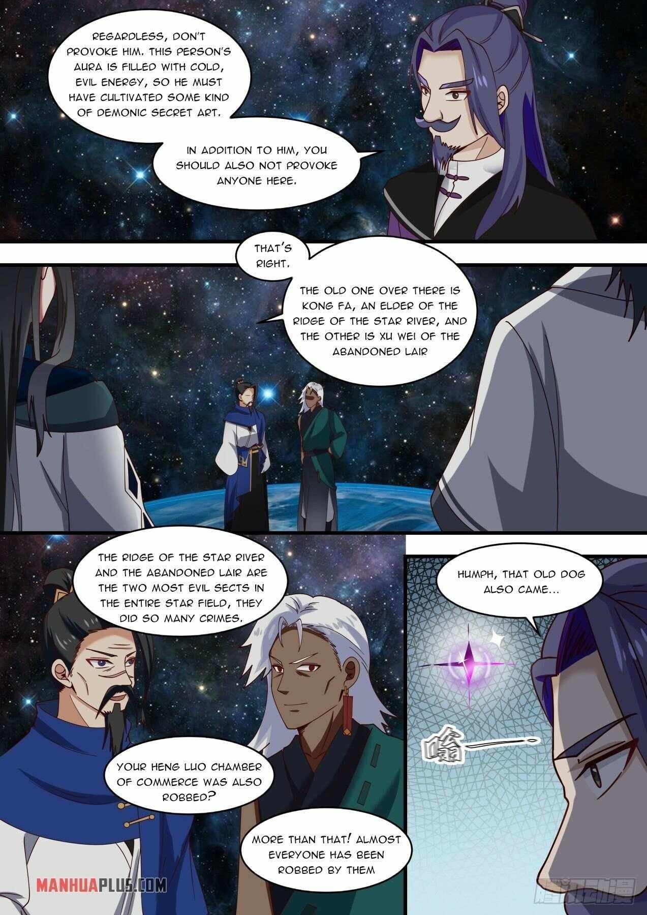 Martial Peak Chapter 1452 page 7 - Mangakakalots.com