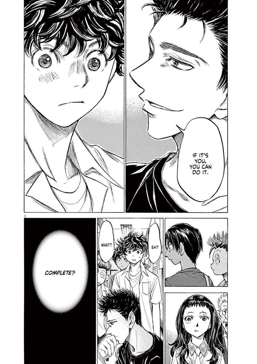 Ao Ashi Chapter 123: At Hinomaru Eatery (2) page 5 - Mangakakalots.com