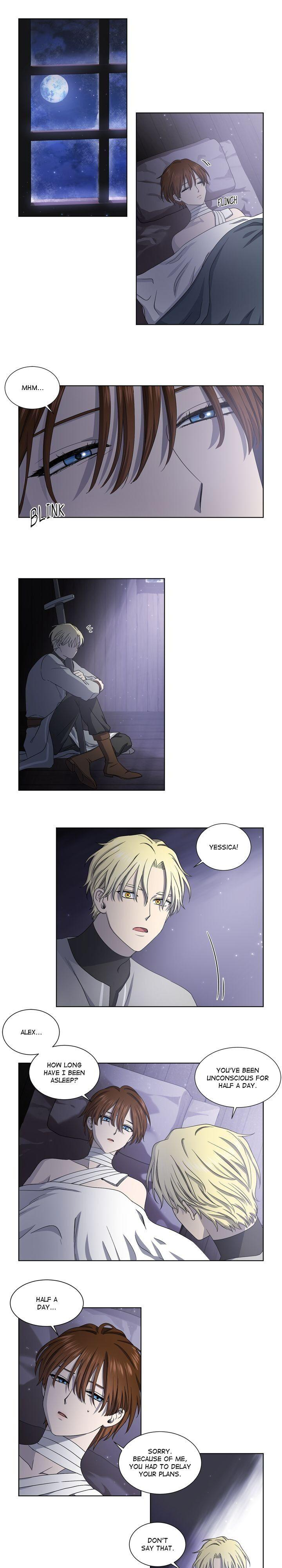 Golden Time Chapter 55 page 3 - Mangakakalots.com