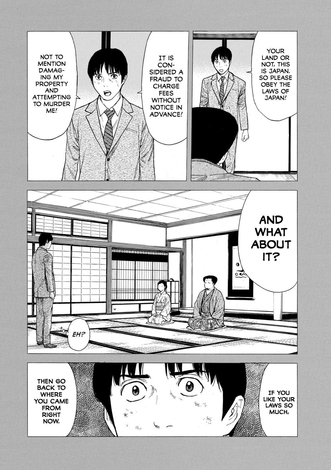 My Home Hero Chapter 90: The Founder page 14 - Mangakakalots.com