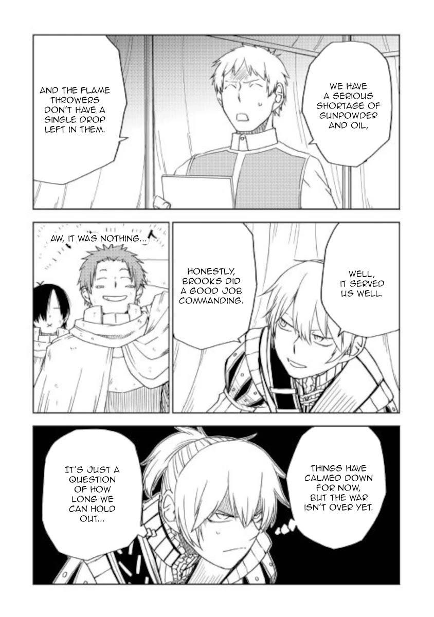 Isekai Tensei Soudouki Chapter 69: Receiving Notice page 25 - Mangakakalot