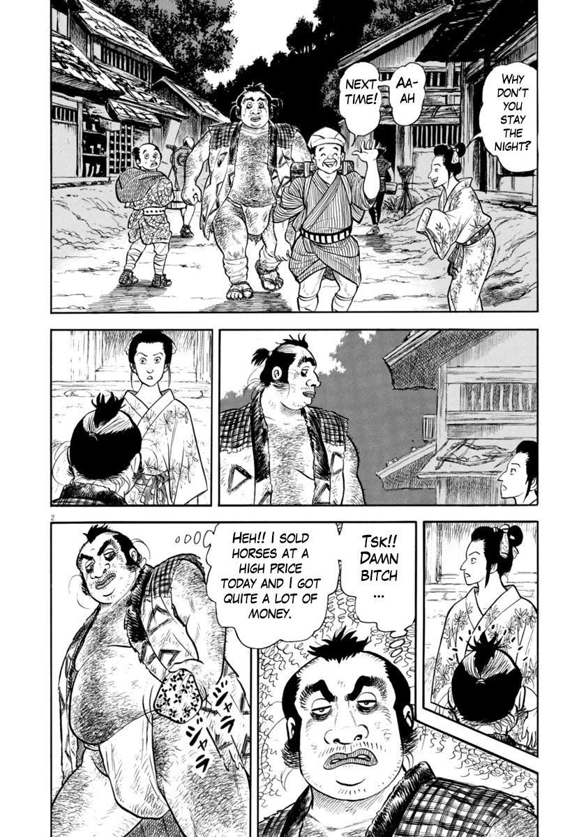Azumi Chapter 297 page 2 - Mangakakalots.com