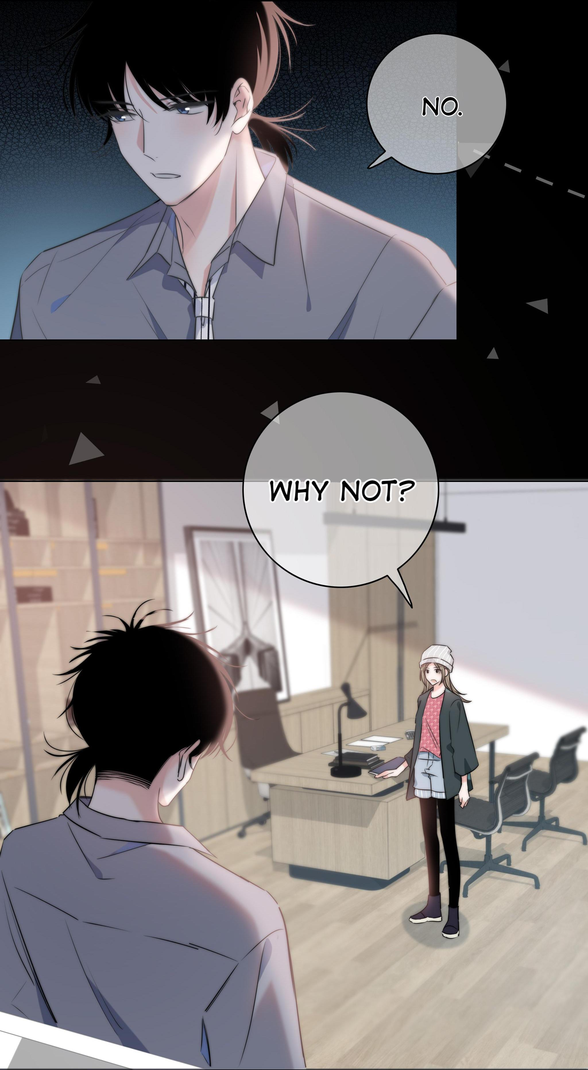 Touch Your World Chapter 36: Just Friends? page 10 - Mangakakalots.com