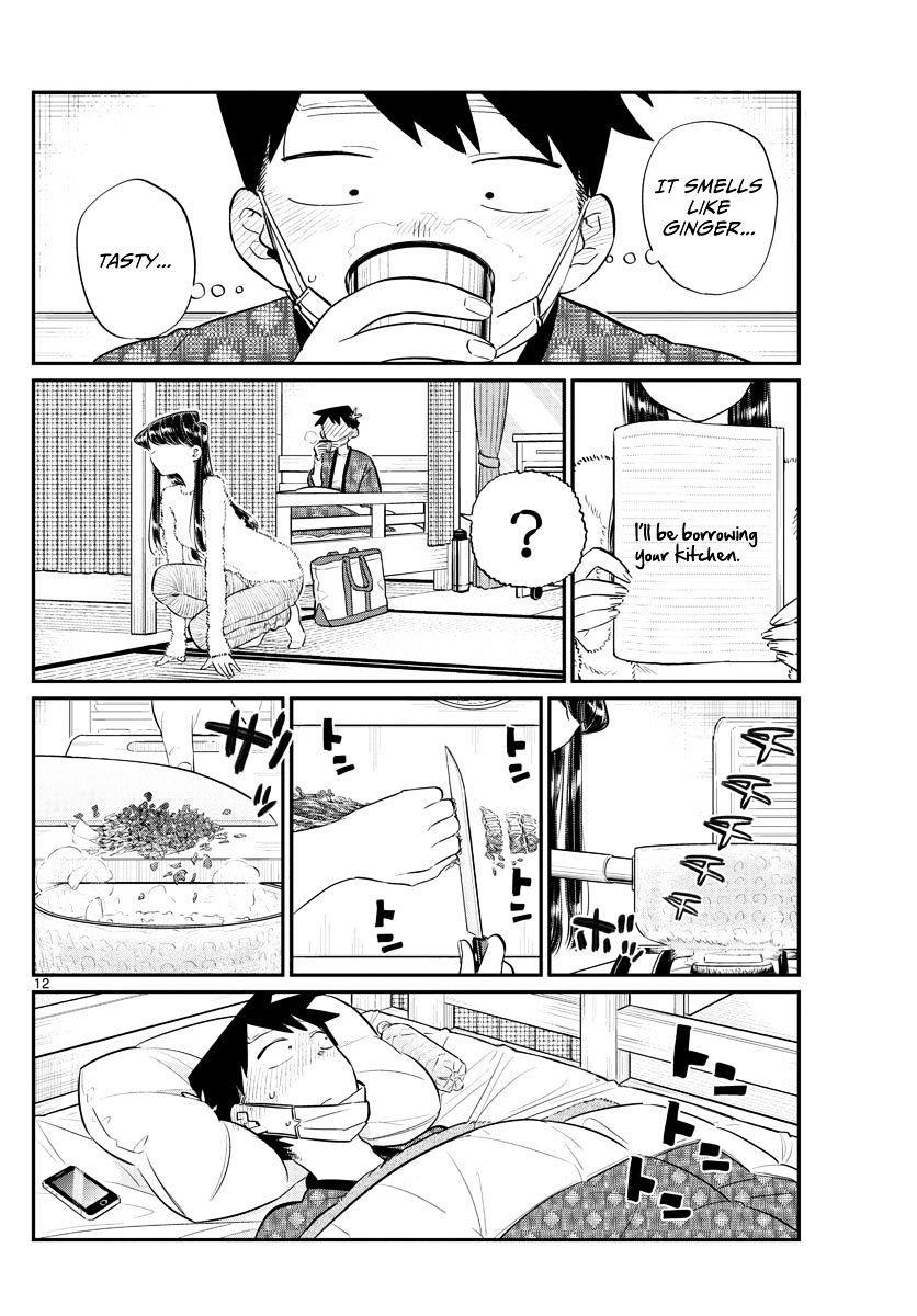 Komi-San Wa Komyushou Desu Vol.7 Chapter 99: A Cold page 12 - Mangakakalot