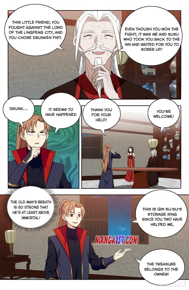 Strongest Anti M.e.t.a Chapter 389 page 7 - Mangakakalots.com