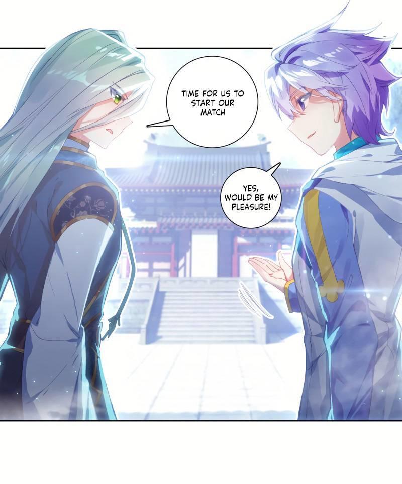 Douluo Dalu Ii - Jueshui Tangmen Chapter 267 page 5 - Mangakakalot