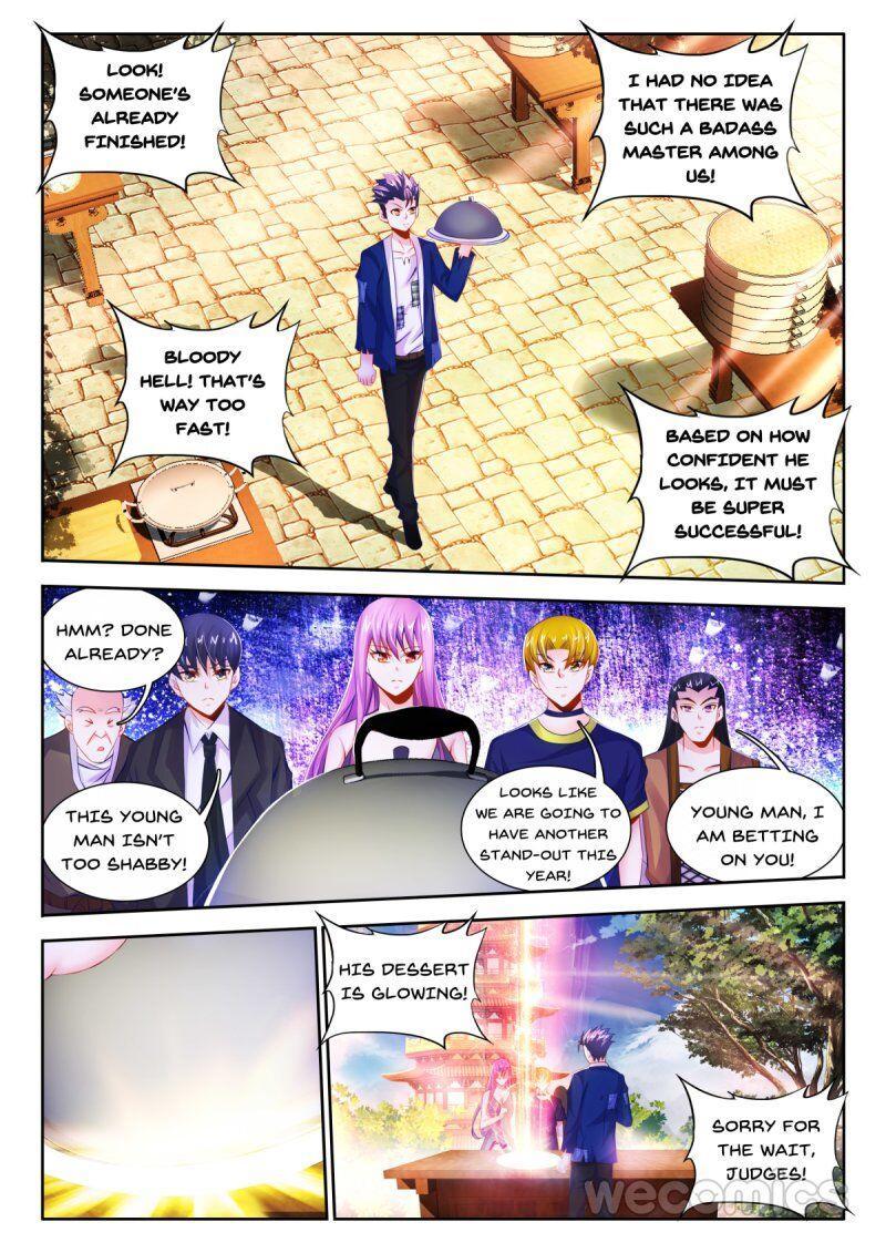 Sexy Food Chapter 8 page 3 - Mangakakalots.com