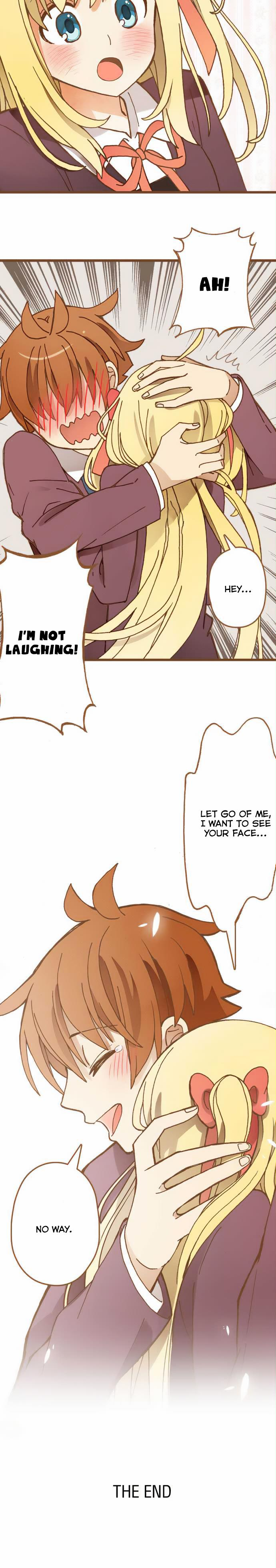 Love Potion Brewing Chapter 50: Unwilling To Let Go page 17 - Mangakakalots.com