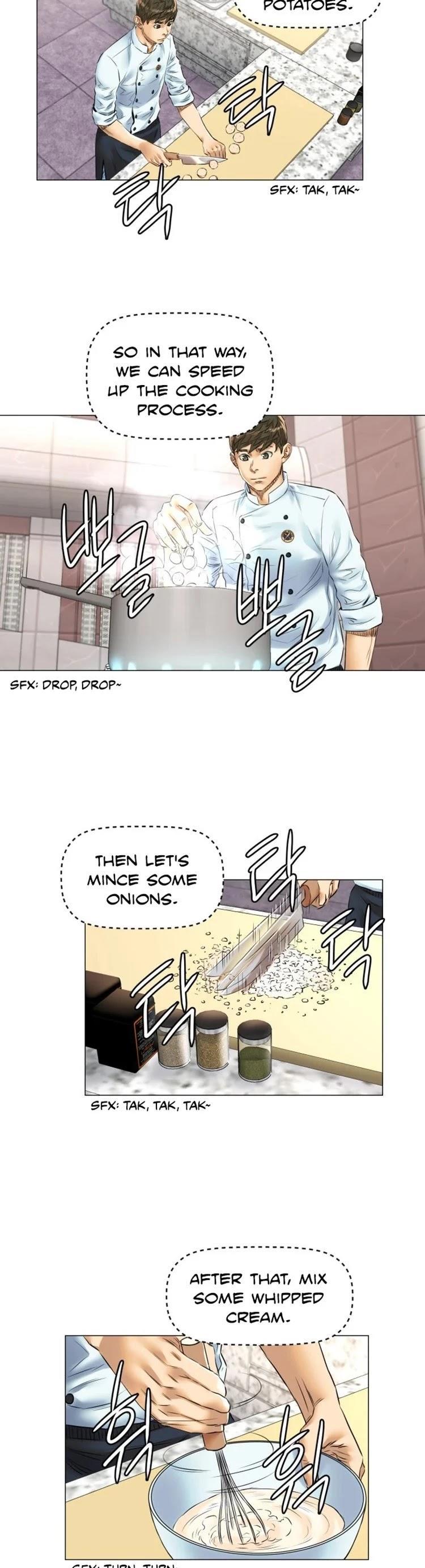 God Of Cooking Chapter 36 page 9 - Mangakakalots.com